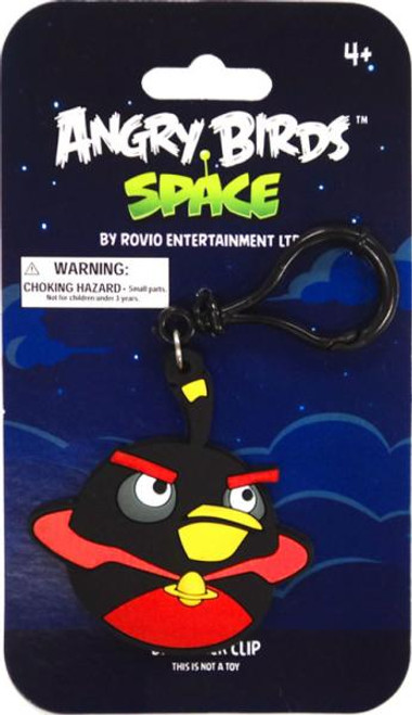 Angry Birds Space Firebomb Bird PVC Backpack Clip