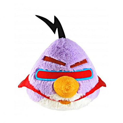 Angry Birds Space Lazer Bird 5-Inch Plush [With Sound]