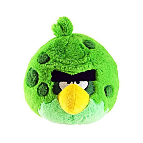 Angry Birds Space Monster Bird 5-Inch Plush [With Sound]