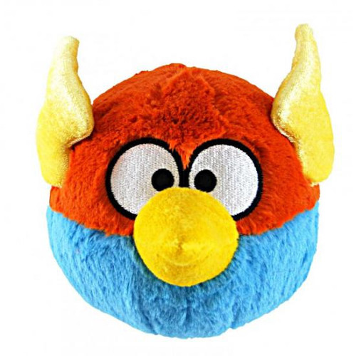 Angry Birds Space Lightning Bird 8-Inch Plush [With Sound]