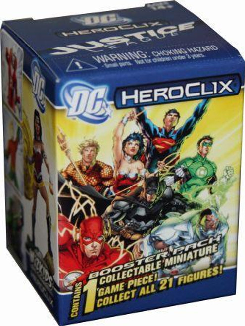 DC Justice League The New 52 HeroClix Gravity Feed Pack