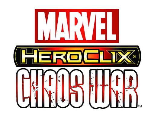 Marvel HeroClix Chaos War Set of 10 Booster Packs