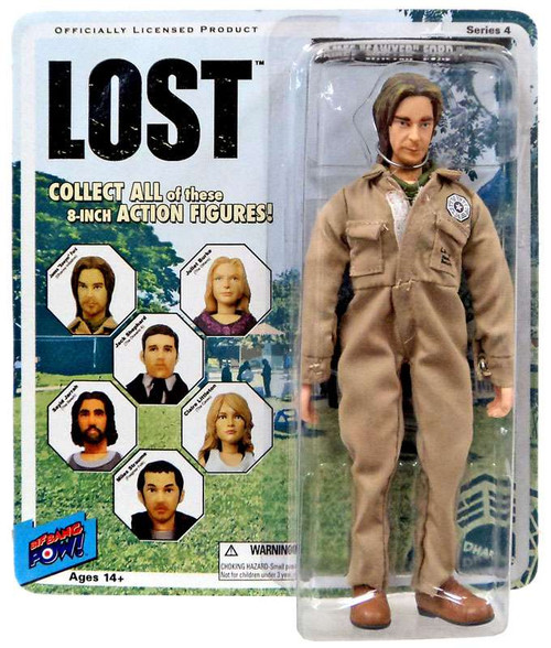 Lost Series 4 James Sawyer Ford Action Figure