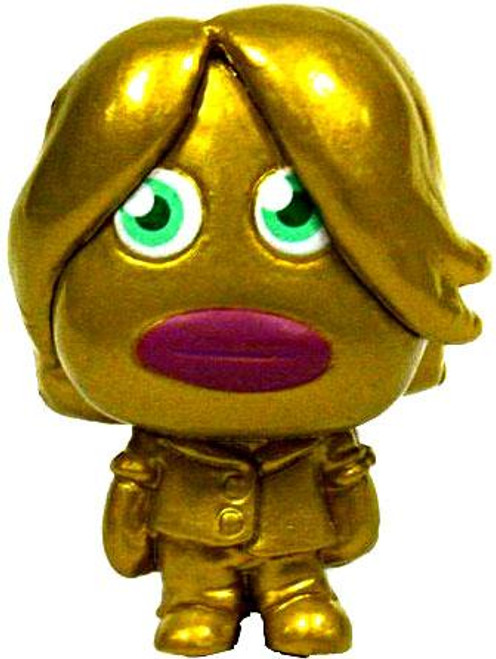 Moshi Monsters Moshlings Series 3 Geeky Groanas 1 1/2-Inch Mini Figure M06 [Gold]