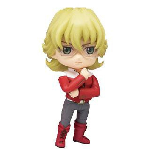Tiger & Bunny Chibi-Arits Barnaby Brooks Jr. Figure