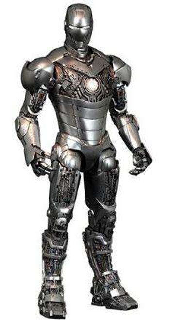 Iron Man 2 Movie Masterpiece Iron Man Mark II 1/6 Collectible Figure [Armor Unleashed]