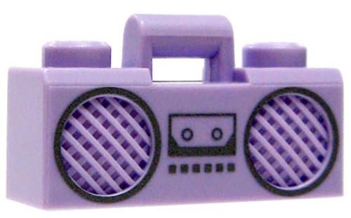 LEGO Items Purple Boom Box [Loose]