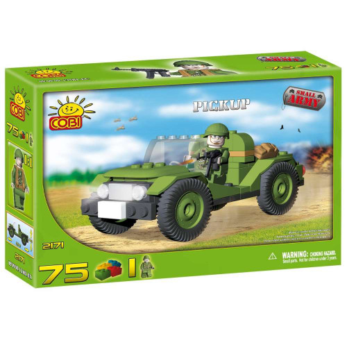 COBI Blocks Small Army Pickup Set #2171