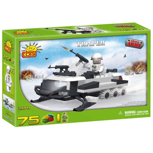 COBI Blocks Small Army Traper Set #2170