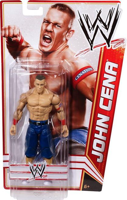 WWE Wrestling Signature Series 3 John Cena Action Figure