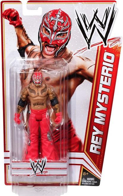 WWE Wrestling Signature Series 3 Rey Mysterio Action Figure