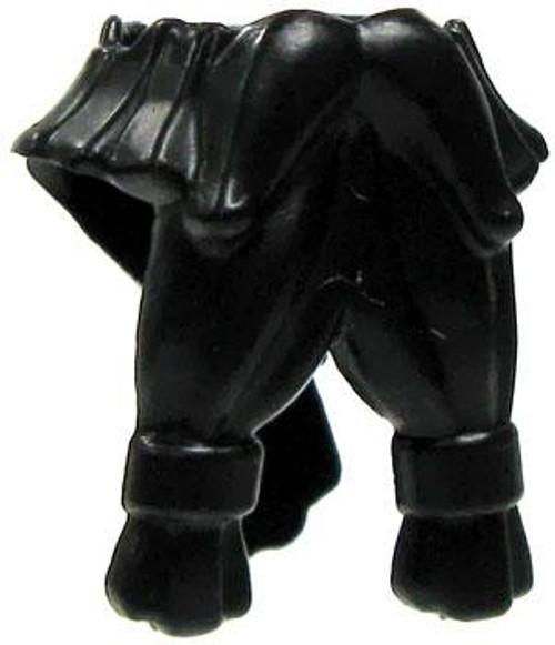 LEGO Headgear Black Twin Tied Dwarf Beard [Loose]