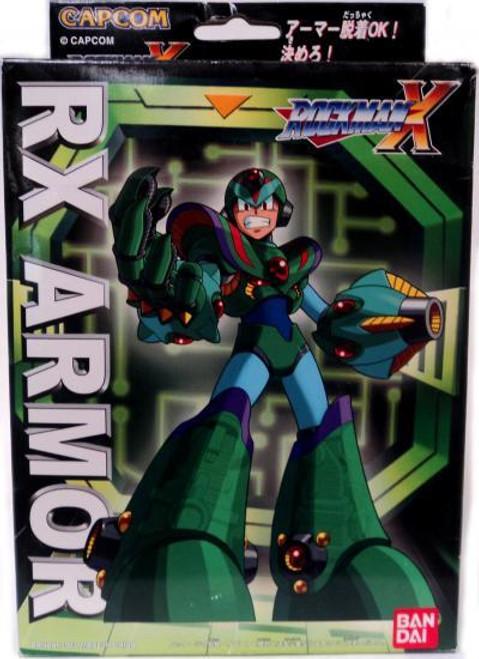 Mega Man X Mega Armor Series Rx Armor Model Kit [Damaged Package]