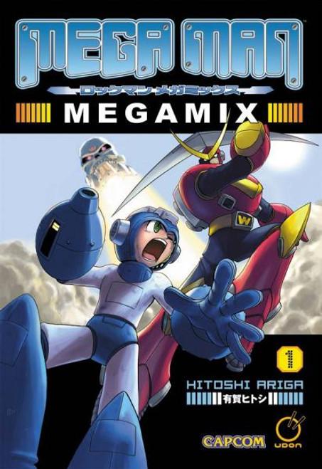 Mega Man Megamix Volume 1 Trade Paperback