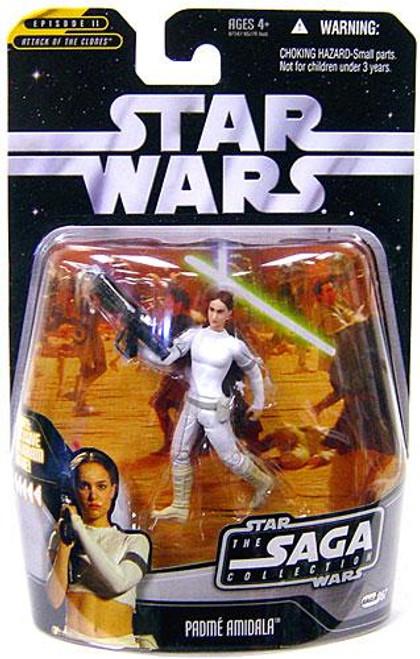 Star Wars Attack of the Clones Saga Collection 2006 Padme Amidala Action Figure #67