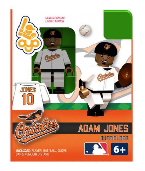 Baltimore Orioles MLB Generation One Adam Jones Minifigure