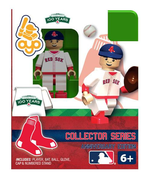 MLB Generation One Boston Red Sox 100th Anniversary Figure Minifigure