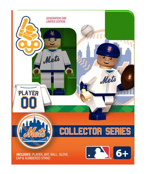 MLB Generation One New York Mets Minifigure [Collector Series]