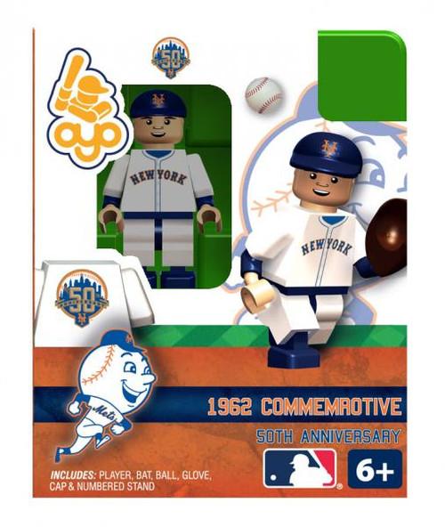New York Mets MLB 50 Anniversary 1962 Road NY Mets Minifigure