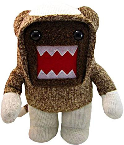 Sock Monkey Domo 6.5-Inch Plush Figure
