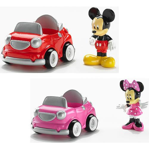 Disney Mickey Mouse Clubhouse 14-Inch Vehicle 2-Pack