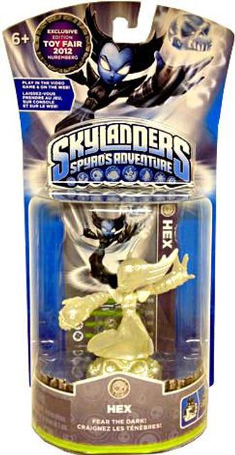 Skylanders Exclusives Hex Exclusive Figure Pack [Pearl White]