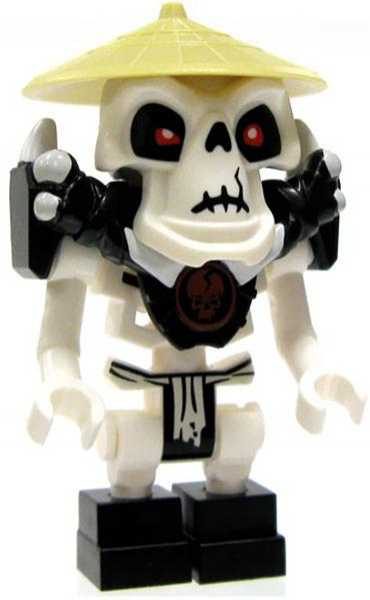 LEGO Ninjago Loose Wyplash Minifigure [Loose]