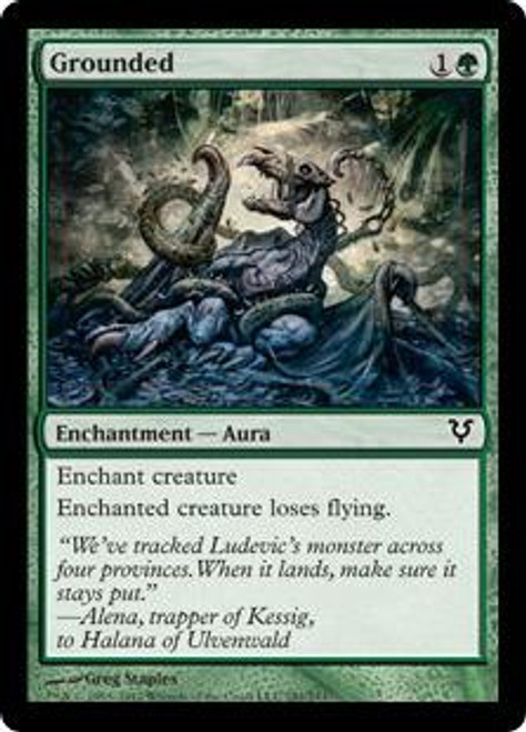 MtG Avacyn Restored Common Grounded #181