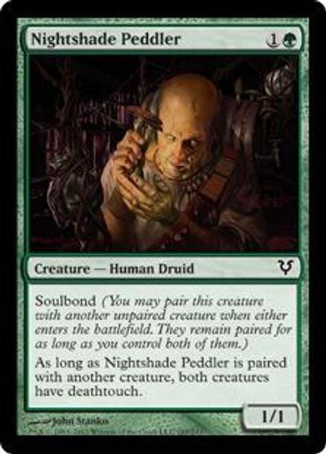 MtG Avacyn Restored Common Nightshade Peddler #187