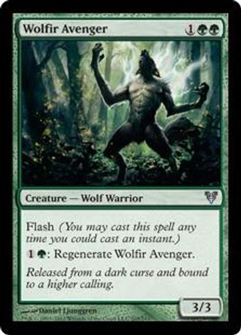 MtG Avacyn Restored Uncommon Wolfir Avenger #205