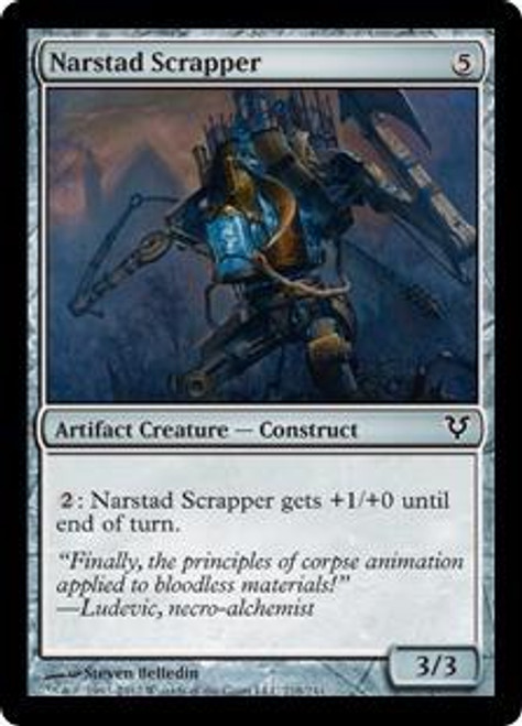 MtG Avacyn Restored Common Narstad Scrapper #218