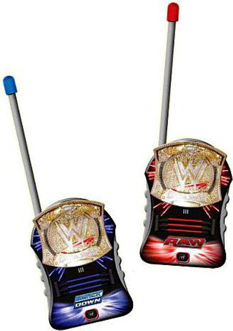 WWE Wrestling Ultimate Walkie Talkies