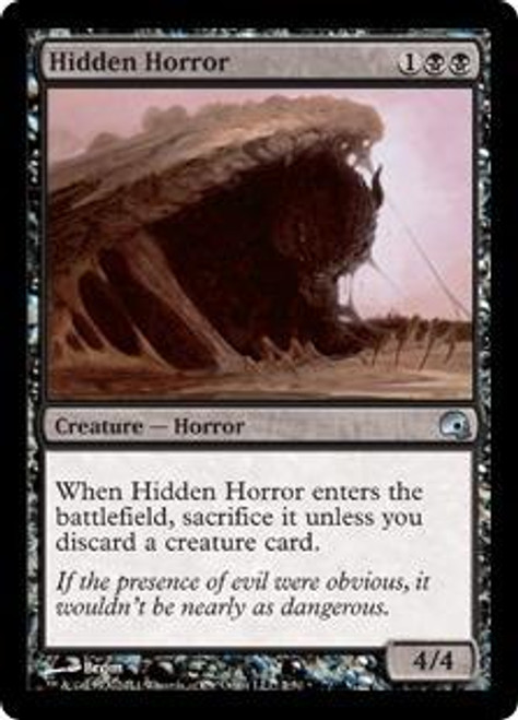 MtG Premium Deck Series: Graveborn Uncommon Foil Hidden Horror #2