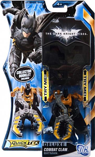 The Dark Knight Rises QuickTek Batman Action Figure [Combat Claw]