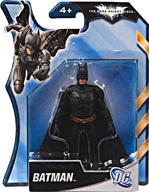 The Dark Knight Rises Batman Action Figure [Black Armor]