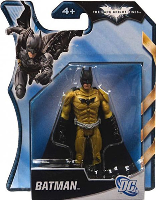 The Dark Knight Rises Batman Action Figure [Gold Armor]