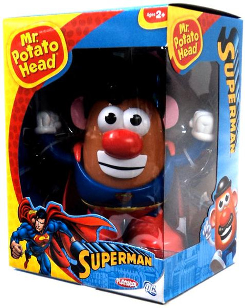 Super Hero Spud Superman Mr. Potato Head