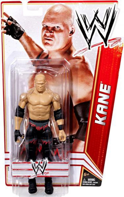 WWE Wrestling Signature Series 3 Kane Action Figure