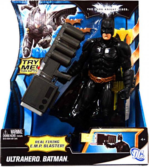 The Dark Knight Rises Batman Action Figure [Ultrahero]
