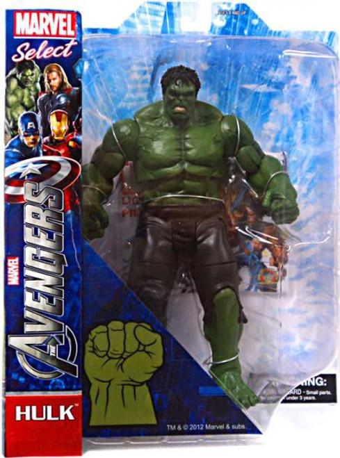 Marvel Select Avengers Movie Hulk Action Figure