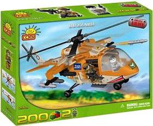COBI Blocks Small Army Buzzard Set #2321