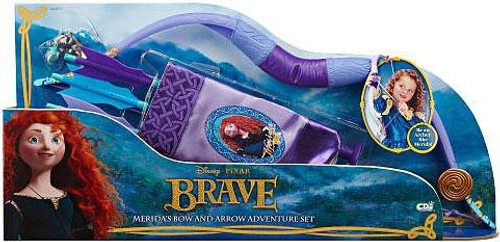 Disney / Pixar Brave Merida's Bow & Arrow Adventure Set Roleplay Toy