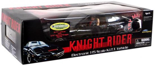 Knight Rider KITT Exclusive Action Figure Vehicle