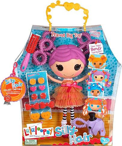 Lalaloopsy Silly Funhouse Peanut Big Top Doll
