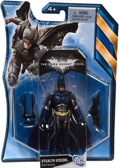 The Dark Knight Rises Batman Action Figure [Stealth Vision]
