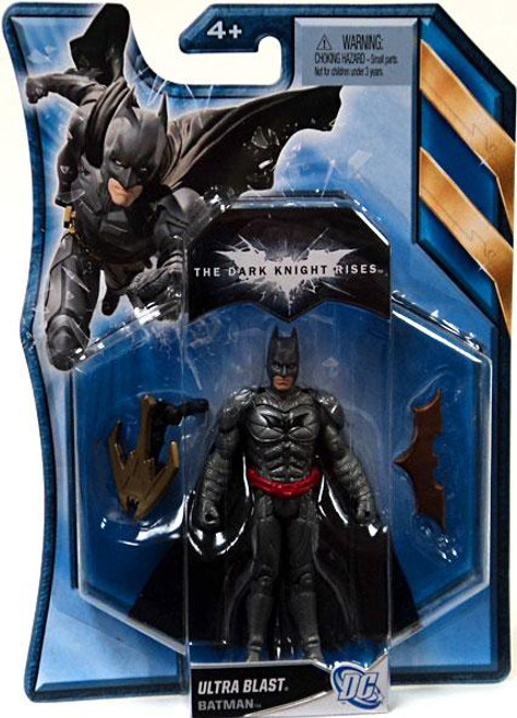 The Dark Knight Rises Batman Action Figure [Ultra Blast]