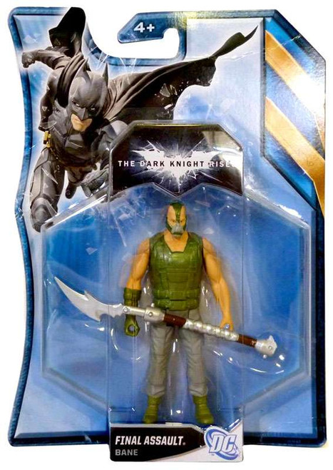Batman The Dark Knight Rises Bane Action Figure [Final Assault]