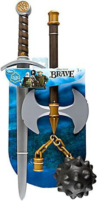 Disney / Pixar Brave Weapon Set Exclusive Roleplay Toy