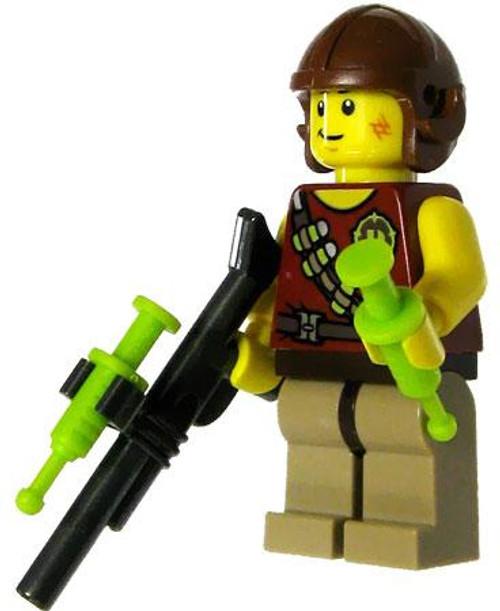 LEGO Dino Attack Loose Dino Hunter Minifigure [Version 1 Loose]