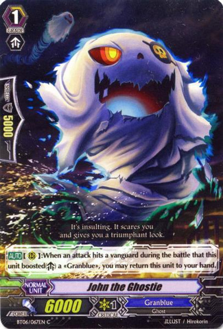 Cardfight Vanguard Breaker of Limits Common John the Ghostie BT06/067
